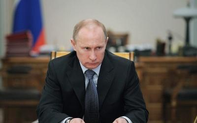 Russia targeted by '25 million cyber-attacks' during World Cup: Putin