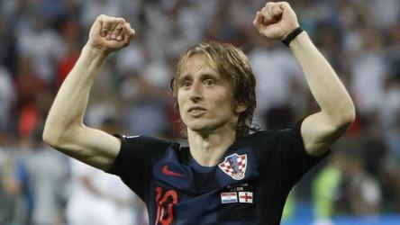 We deserved more, says Modric