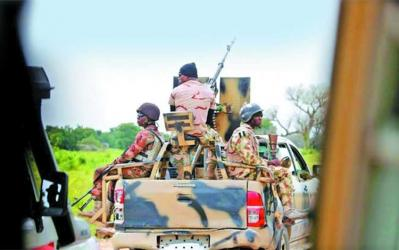 20 Nigerian soldiers missing after Boko Haram clash