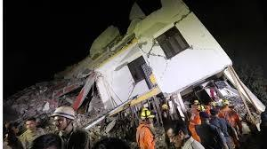 Indian building collapse leave 3 dead