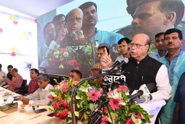 Minority people remain safe when AL stays in power: Nasim