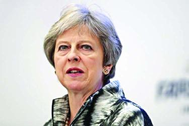May demands new deal from EU