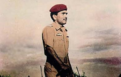 The politics and death of Colonel Taher