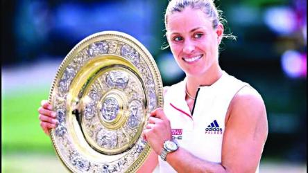 Angelique Kerber to defend Sydney title