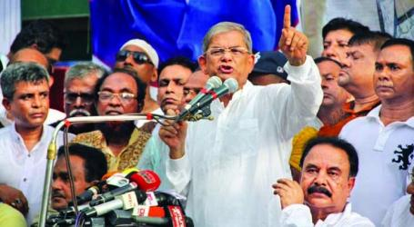 BNP rallies to free Khaleda
