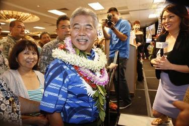 Ige wins Hawaii Democratic governor primary