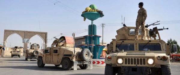 Afghan officials: Taliban attack in north kills 30 troops