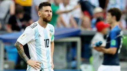 Messi to skip Argentina friendlies - reports