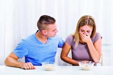 Food poisoning: Tummy trouble