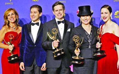 \'Mrs Maisel,\' \'Game of Thrones\' win Emmy