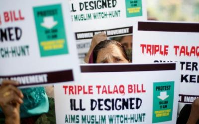 Triple Talak to be an offence in India