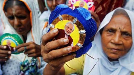 Modi's Hindu nationalism is stumbling
