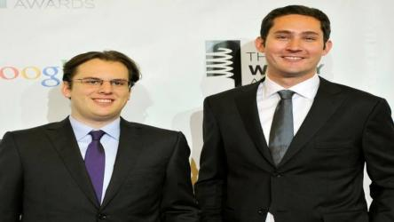 Instagram co-founders leave firm