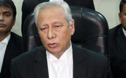Justice SK Sinha tarnished judiciary's image: AG