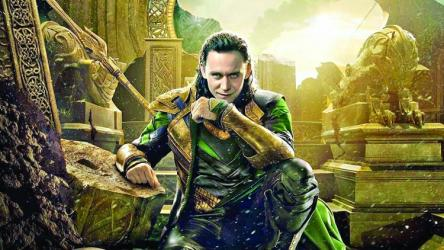 Disney spin-off series on Loki from the \'Thor\' films