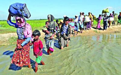 Myanmar readies for Rohingya returnees