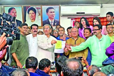 BNP starts nomination selling