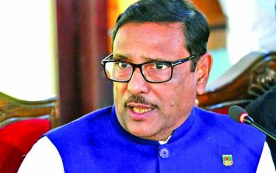 Polls not in govt\'s hands: Quader