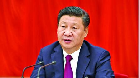 China will not seek to dominate, says Xi