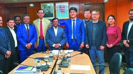 KOICA to help BD improve safety on highways