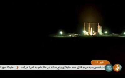 Iran satellite fails to reach orbit in US-criticized launch