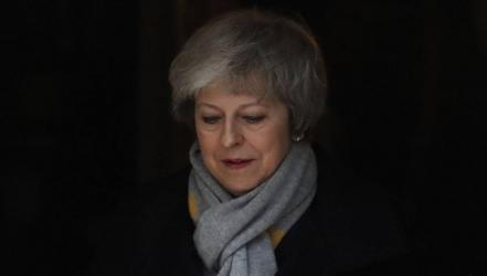 UK\'s May faces no-confidence vote after Brexit plan crushed