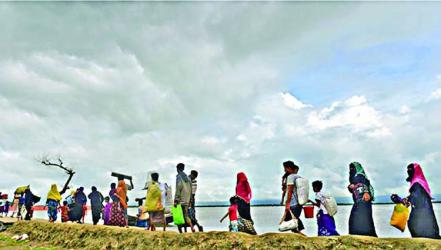 \'1,300 Rohingyas now in Cox\'s Bazar transit point\'