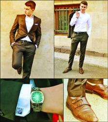 Jewelry for men- What suits the best, what does not...