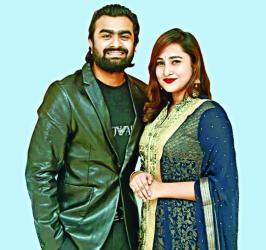 Atiya Anishaa in Imran's 'Megheri Khame'