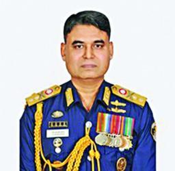 Aurangzeb Chy new Navy chief