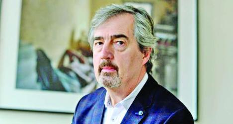 An interview with Sebastian Barry