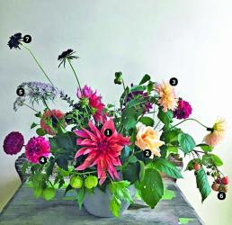 Build the perfect bouquet
