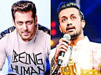 Salman replaces Atif Aslam after ban on Pakistani artists