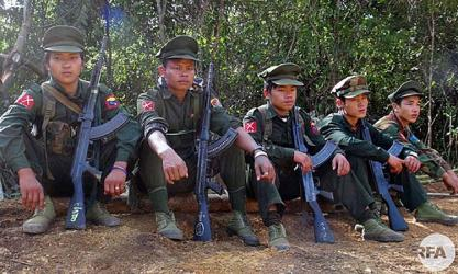 Reciprocal operations' against separatists by Indian and Myanmar army