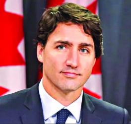 Sheikh Hasina and Trudeau call for unity against terrorism