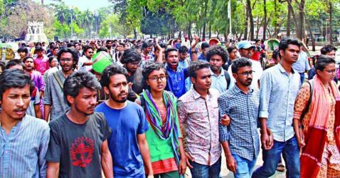 Students press for fresh DUCSU polls