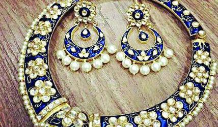 Meenakari jewellery - The enamelled masterpieces