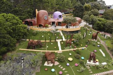 Yabba dabba don\'t: California town rejects Flintstones house