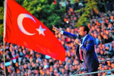 Turkish opposition takes control of Istanbul, re-run appeal pending