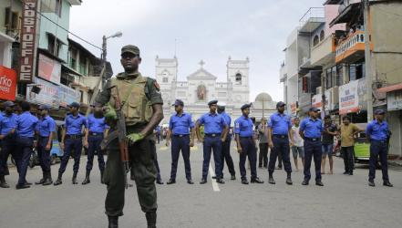 Possible intel failures to be examined in Sri Lanka blasts