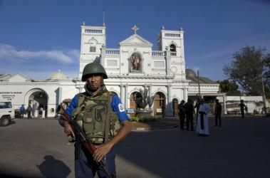 7 suicide attackers behind 6 Sri Lanka blasts