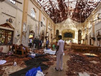 Horrific', 'cruel', 'sad': World leaders react to Sri Lanka blasts