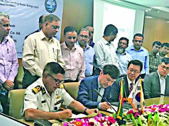 Deal signed to appoint consultant for Payra Port\'s first terminal