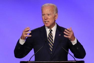 Biden launches 2020 bid warning \'soul\' of America at stake