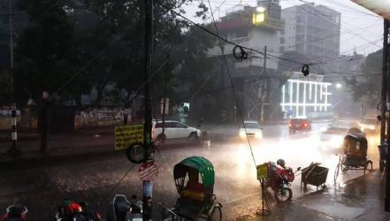 Rain, hailstorm likely over country