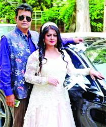 Moushumi, Sani's two Eid shows on Betar