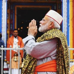 Modi set to win a second term as PM