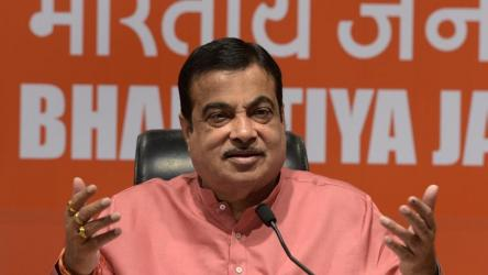 'Wrong to call Modi a thief': Nitin Gadkari hammers opposition