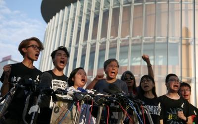 Thousands to rally for HK chief\'s resignation
