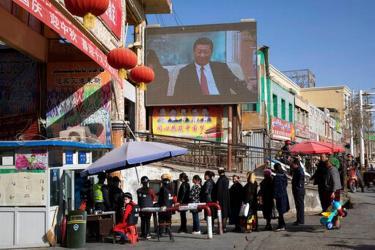 UN anti-terror official makes controversial trip to Xinjiang